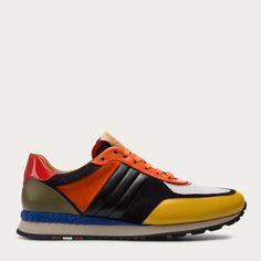 the latest a9f0e 52877 ASCAR - WHITE SYNTHETIC Sneakers By Bally Sportschuhe, Männerschuhe, Herren  Designer Schuhe, Alltagsschuhe
