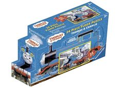 Thomas & Friends -Thomas & Charlie - 24 Piece Floor Jigsaw Puzzle