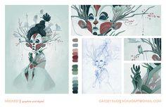 Visual Development / Illustration Portfolio on Behance
