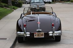 jaguar xk140 roadster - Google Search