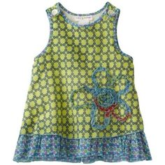 Mimi & Maggie Baby-girls Infant Lily Pad Dress $58.00
