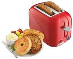 Proctor Silex - 2-Slice Toaster - Red, 22204