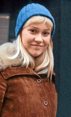 Agnetha Fältskog, Stockholm 30 January 1974.