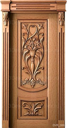 Home Exterior Wood Entrance Ideas Door Design Images, Home Door Design, Pooja Room Door Design, Door Gate Design, Door Design Interior, Wooden Front Door Design, Double Door Design, Wooden Front Doors, Custom Wood Doors