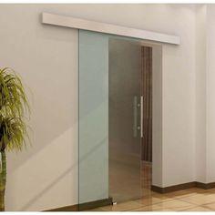 Schiebetür aus Sicherheitsglas Hazelwood Home External Sliding Doors, Door Design, House Design, Retractable Door, Safety Glass, Moving House, Hazelwood Home, Sliding Glass Door, Glass Doors