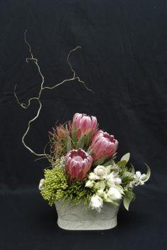 Floral arrangement, australian native #floristry #flowers #tafe