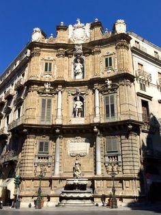 Quattro Canti/Palermo