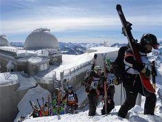 Grand Derby du Pic du Midi - 12 Mars 2016 - Station ski Pyrénées, Cures Thermales Pyrénées, Grand Tourmalet Bagnères de Bigorre, Barèges, Campan, La Mongie station été, hiver