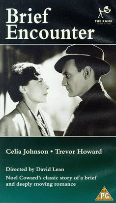"Brief Encounter Makes me cry every time.... Director of ""Carol"" 2015 Todd Haynes cites #BriefEncounter as inspiration for the tone of his film."