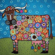BloomingCow by karlagerard, via Flickr