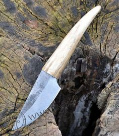 FORGED KNIVES | hand made Viking, Celtic Knives - wulflund.com