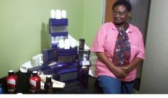 Joint problems improvement video testimonial form Africa.