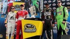 #NASCAR Time to fire the engines at @HomesteadMiami! #JeffGordon - . #24ever