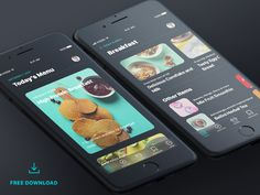 Hi dribbblers, This is my first shot. I am really glad to share my work with you all. Here is an exploration of my work. Download Screens I will regularly upload freebise and cool app designs. So...