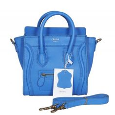 Celine Cyan Boston Cowhide Bags | ZAPATOS Y CARTERAS | Pinterest ...