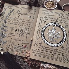 I am blown away by how much interest you've all shown in The Hedge Witch's Herbal Grimoire, the collaborative effort of herbalist @native_apothecary and myself. I would like to announce that it will be available again in the beginning of March with...
