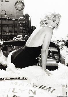 Marilyn Monroe Marilyn Monroe,Atlantic City,1952