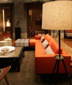 Appartement de Chuck Bass Gossip Girl 4