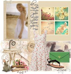 Summer in the country, created by luvrunnin on Polyvore