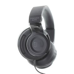 #ebay JBL Synchros Slate S500 High Quality Powered Over-Ear Stereo Headphones - Black- show original title - $64.99 (save 78%) #jbl #headphones #consumer