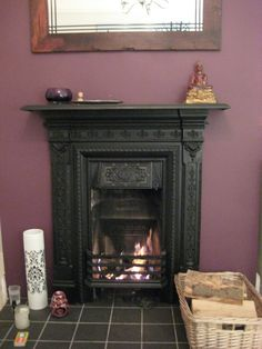 https://flic.kr/p/5WVB1i   new fireplace by Julian Burgess courtesy of Flickr Creative Commons licensed by CC BY 2.0