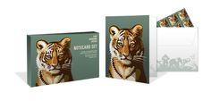 Save Vanishing Species notecard set