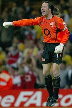 Best Arsenal players ever, the top 50 - Telegraph Arsenal Players, Arsenal Fc, David Seaman, British Football, Football Kits, Great Team, Goalkeeper, Old Boys, Champion