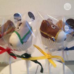 Pferde Cake Pops
