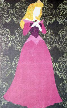 Paper Princess: Sleeping Beauty.