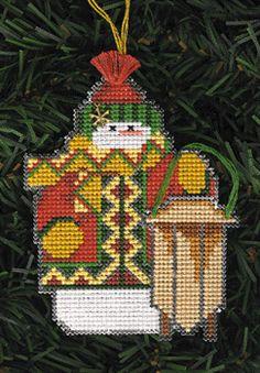 Yarn Tree - Sledder Snow Kit [YT4039] - $3.60 : Laurel's Stitchery, The best little stitchery shop on the internet!
