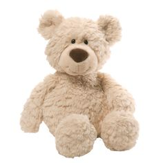 4059084 Pinchy Beige Bear. GUND is proud to introduce Pinchy, one of our most popular character bears featured in beige, features cute paw pad accents and a happy expression that is impossible not to love.