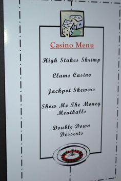 Photo 1 of 51: Casino/Game Night / Birthday Casino Night Birthday   Catch My Party: