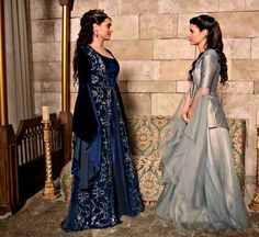 "Halime Sultan & Kösem Sultan - Magnificent Century: Kösem - ""Death and Birth (Ölüm ve Dogum)"" Season 1, Episode 10"