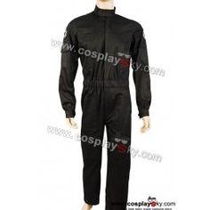 Star Wars Imperial Tie Fighter Pilot Black flightsuit uniform jumpsuit |  CosplaySky.com
