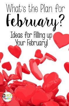 Make your February e