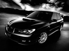 2006 impreza sti baby. still one of the best cars i have driven.  shout out to mandy ;)