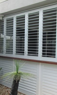 Aluminium Shutters | Dollar Curtains & Blinds