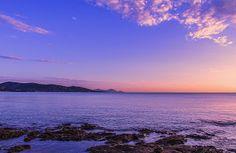 Golfe de Saint-Tropez - vue depuis Sainte-Maxime par Thierry Bouriat