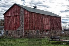 Old Barn, Lockport,NY. Get professionally printed copies of any of my photos, and merchandise featuring my photos at www.JHughesPhoto.smugmug.com