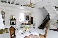 Casa de Campo Rustica Francesa