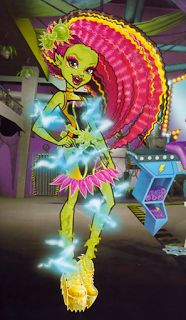 All about Monster High: Cleo De Nile & Venus McFlytrap Electrified ⚡️⚡️ 2017