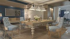 Billiard Table, Dinner Billiard Table, Pool Billiard, Biliardo Tavolo - Parigi by MBM biliardi..