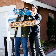 Drew and Jonathan Scott on Brother Vs. Brother