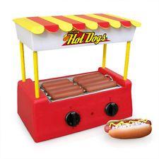 New listing   Nostalgia Electrics HDG-598 Vintage Collection Old Fashioned Hot Dog Roller Cook Price: USD 44.95   UnitedStates
