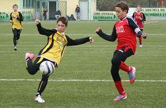 Echipa de copii născuți în anul 2000 a Concordiei Chiajna s-a impus pe sinteticul de la Roșu în fața celor de la FC GVD cu scorul de 3-0, într-o partidă contînd pentru etapa a 6-a a campionatului municipal