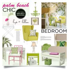 Lilly Pulitzer Home Collection featured in House Beautiful Mod ...