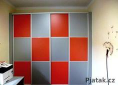 Realizace  vestavěné skříně v mateřské Školce Mokrá Horákov