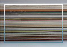 Extenso catálogo de papeles - Blanc & Blue Design