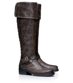 gorgeous Tory Burch over-the-knee-boots