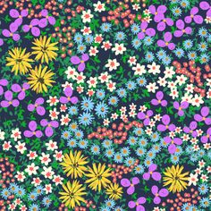 Joy Laforme. Floral patterns.